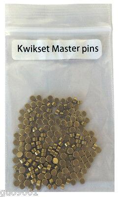 200 Pieces Pc Kwikset Rekey Master Pins 2 Locksmith Rekeying Pin Kits