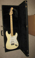Squier Fender Stratocaster Electric Guitar with Case