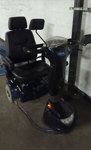 Pegrus 3 Wheel mobility Scooter