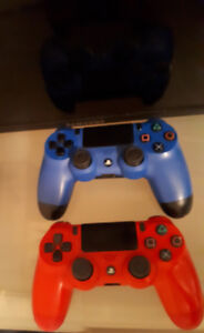 PS4 contollers