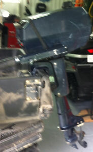 Moteur Evinrude 3 hp 2 cylindres 1990