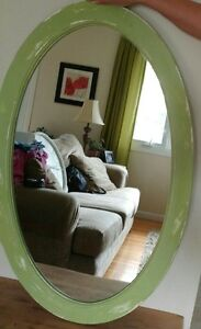OVAL MIRROR!!!!