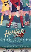 Heathers The Musical is coming to town!