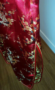Robe style chinoise de bonne qualité Saint-Hyacinthe Québec image 2