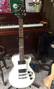 Ibanez ART100 Electric Guitar - Les Paul Style - White