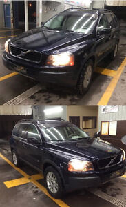 2006 Volvo XC90 AWD SUV, Never accidented, 126947 KM WOW
