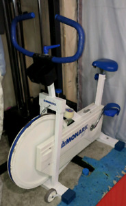 Monark 817 exercise bike good condition.