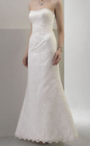 Wedding dress (unworn)