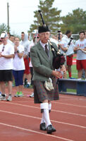Bagpipes and Weddings -  A Memorable Combination!