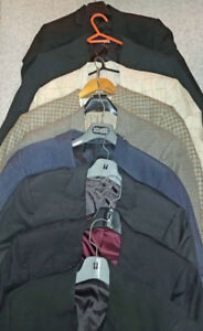 Designer Jackets suits 42-44 vestes habits