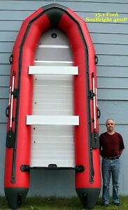 Large Inflatable Boats - SeaBright Marine - FALL SALE !!