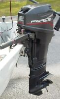 Wanted!!!!!! 9.9 or 15hp Force/Gamefisher/Tracker Outboard