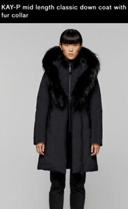 Mackage Kay-P coat - size L - perfect condition