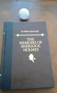 The Memoirs of Sherlock Holmes, Reader's Digest, 1988