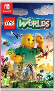 Nintendo - Lego Worlds - Switch