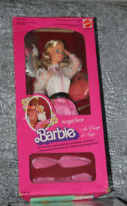 Angel Face Barbie (1982)