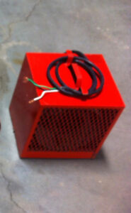 CONSTRUCTION HEATER / CHAUFFRETTE CHANTIER