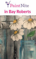 Paint Nite in Bay Roberts