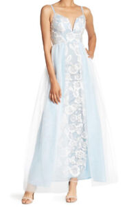 Blue Prom/Special Occasion Dress