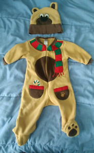 6 m reindeer outfit