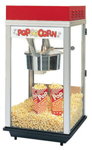 Make True Movie Theatre Popcorn at Home - Popcorn Machine