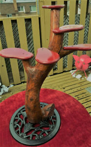 Folk Art Kenny - Apple Tree Stand