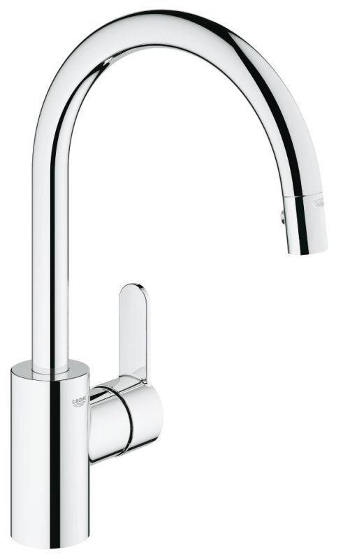 miscelatore rubinetto cucina Grohe Eurostyle Cosmopolitan estraibile   31482002