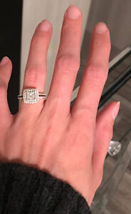 Ben Moss Diamond Engagement Ring