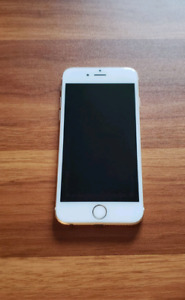 Iphone 6s, 64gb, gold, bell