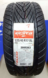Set of Four Kumho NEW 225/45/17 All-Season tires