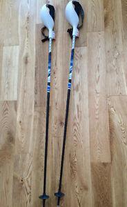 Slalom Ski Race Equipment - Poles 130 cm - Need to sell asap