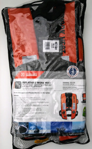 Mustang Self-inflating PFD vest