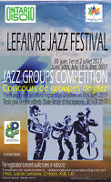 COMPETION JAZZ BANDS