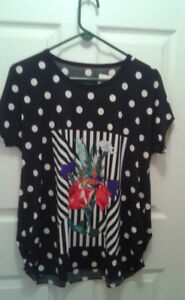 Women's clothing Brand new and ONE  gently used