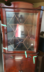China Cabinet $300.00   Obo