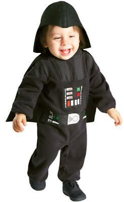 Star Wars Darth Vader Toddler Baby Fancy Dress Costume