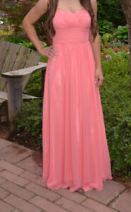 Prom Dress Size 6, Fits a Size Small