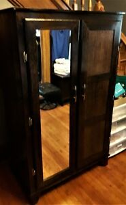 New Custom Made, Solid Wood Wardrobe.