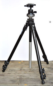 Manfrotto professional tripod and ball head