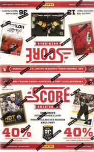 Discount Hockey Boxes and Packs for Sale