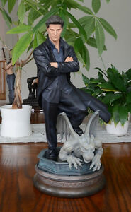SIDESHOW ANGEL EXCLUSIVE MAQUETTE STATUE BUFFY NIB West Island Greater Montréal image 1