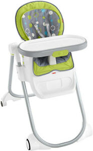 BNIB Unopened Fisher-Price 4-in-1 Total Clean High Chair