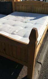 Corona double bed