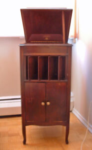 Audio equipment cabinet - music box