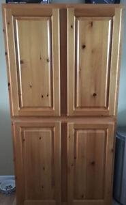 Cabinets- great for kitchen, laundry, bathroom