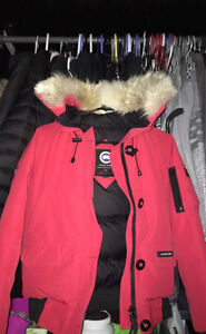 Canada Goose Bomber Jacket (Red) - Get it before it's gone!!
