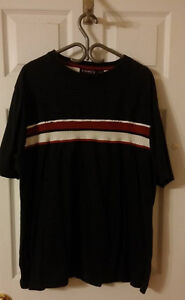 T-shirt blue red and white - XL - excellent used condition