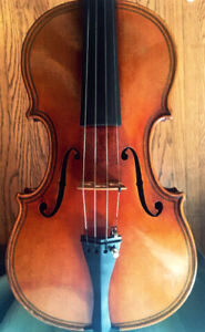 German Markneukirchen Violin - Professional Level