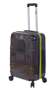 """Deux (2) valises neuves à coque rigide Ironman (20"""" et 24"""")"""