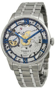New Tissot Mechanical Skeleton Watch